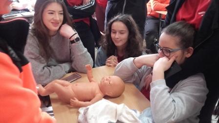 Kurs pediatryczny pierwszej pomocy dzieciom