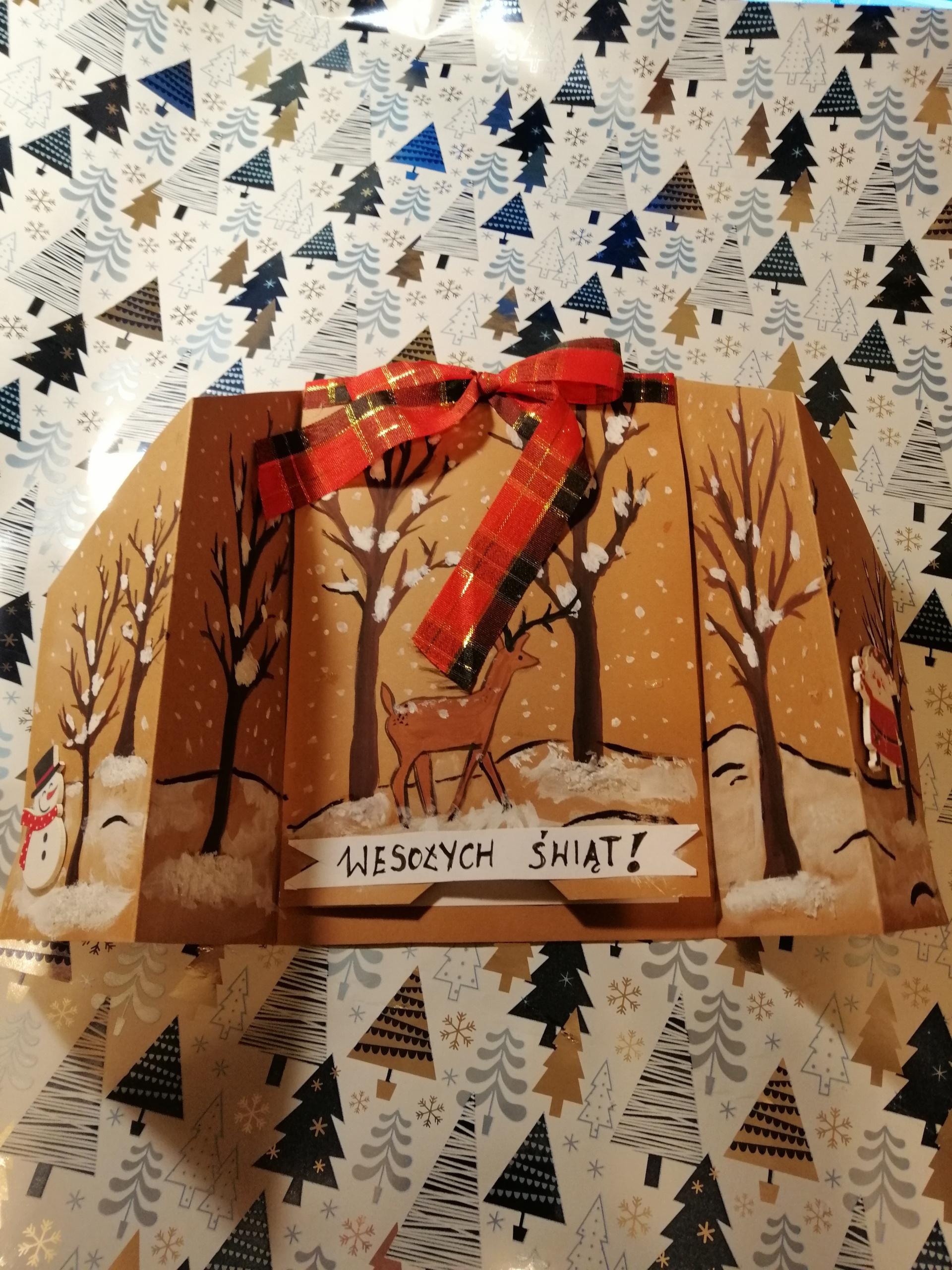 Rozstrzygnięcie konkursu na Najpiękniejszą Kartkę Bożonarodzeniową