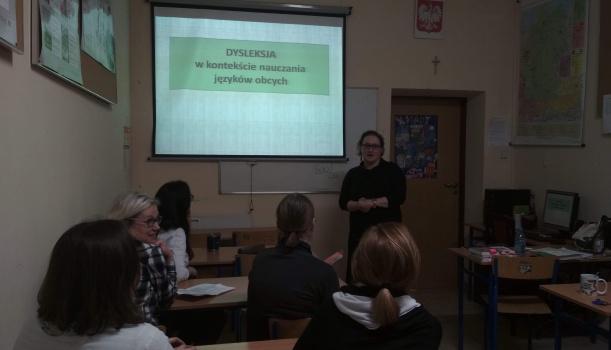 Szkolenie nauczycieli języków obcych
