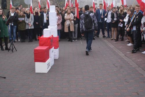 Obchody 100-lecia odzyskania niepodległości - listopad 2018