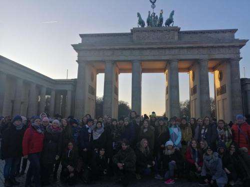 Berlin, grudzień 2019